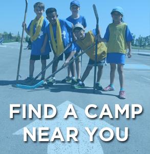 Find a camp button